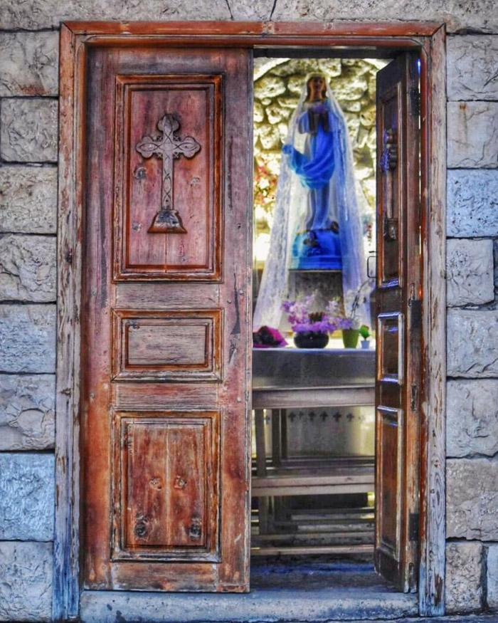 Saydet-el-Hosn-Lady-of-the-Fortress-Ehden-Hasna-Frangieh-Lebanon-Traveler-3