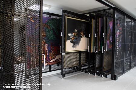 Inside Sursock Museum