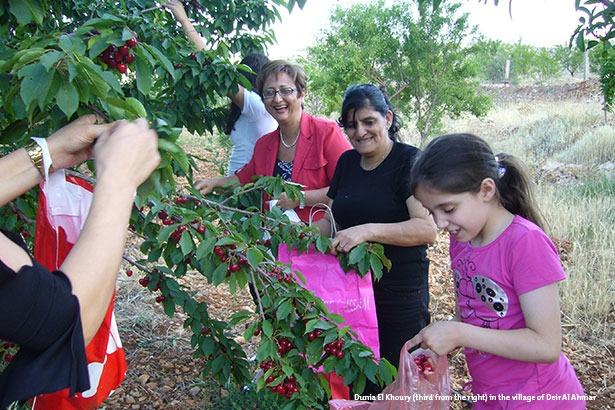 Women's Association of Deir Al Ahmar