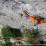 Jean Kreiker Climbing