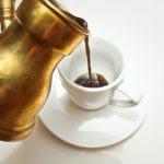 Arabic Coffee Cup