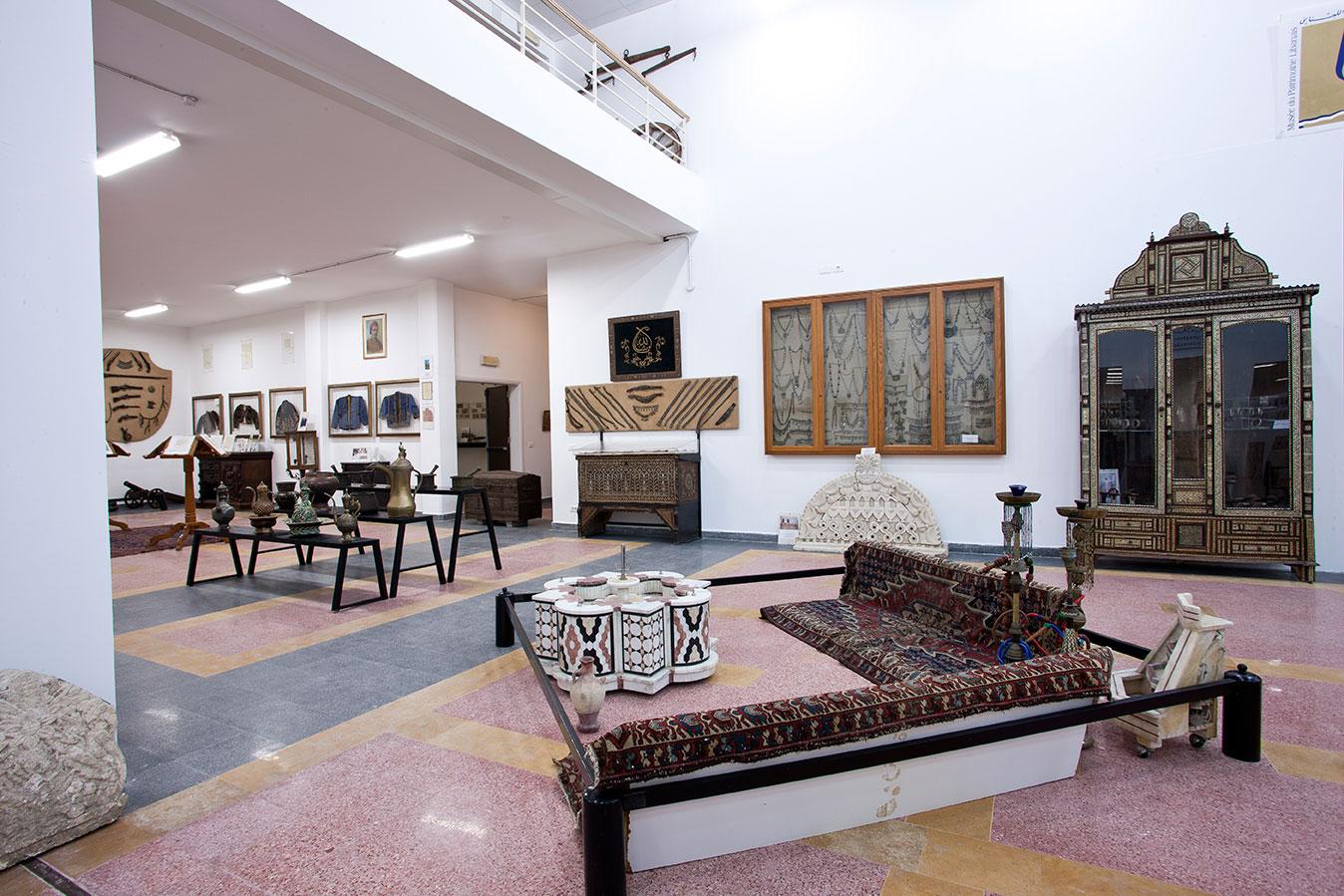 Inside Lebanese Heritage Museum