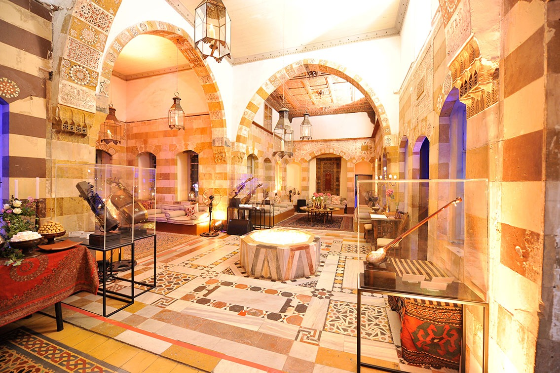 Debbane-Palace-Sidon-lebanon-traveler