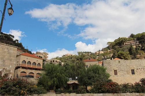 View From Beit El Qamar