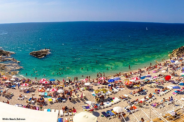 The Hottest Summer Beaches In Lebanon