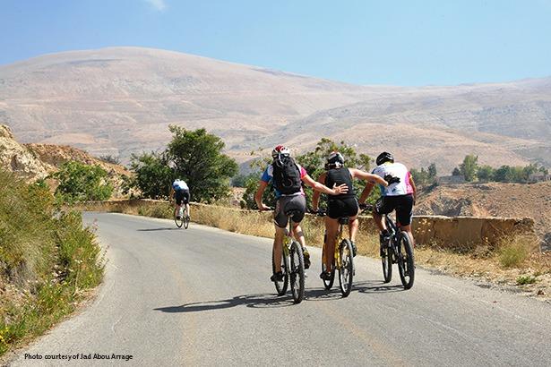 Pedal Power Lebanon