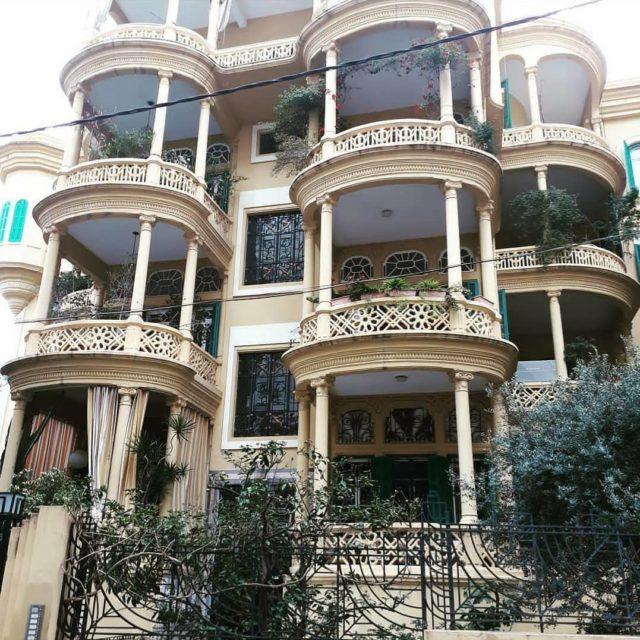 A fusion of architectures   yasmindakik goodmorning lebanon lebanontravelerhellip