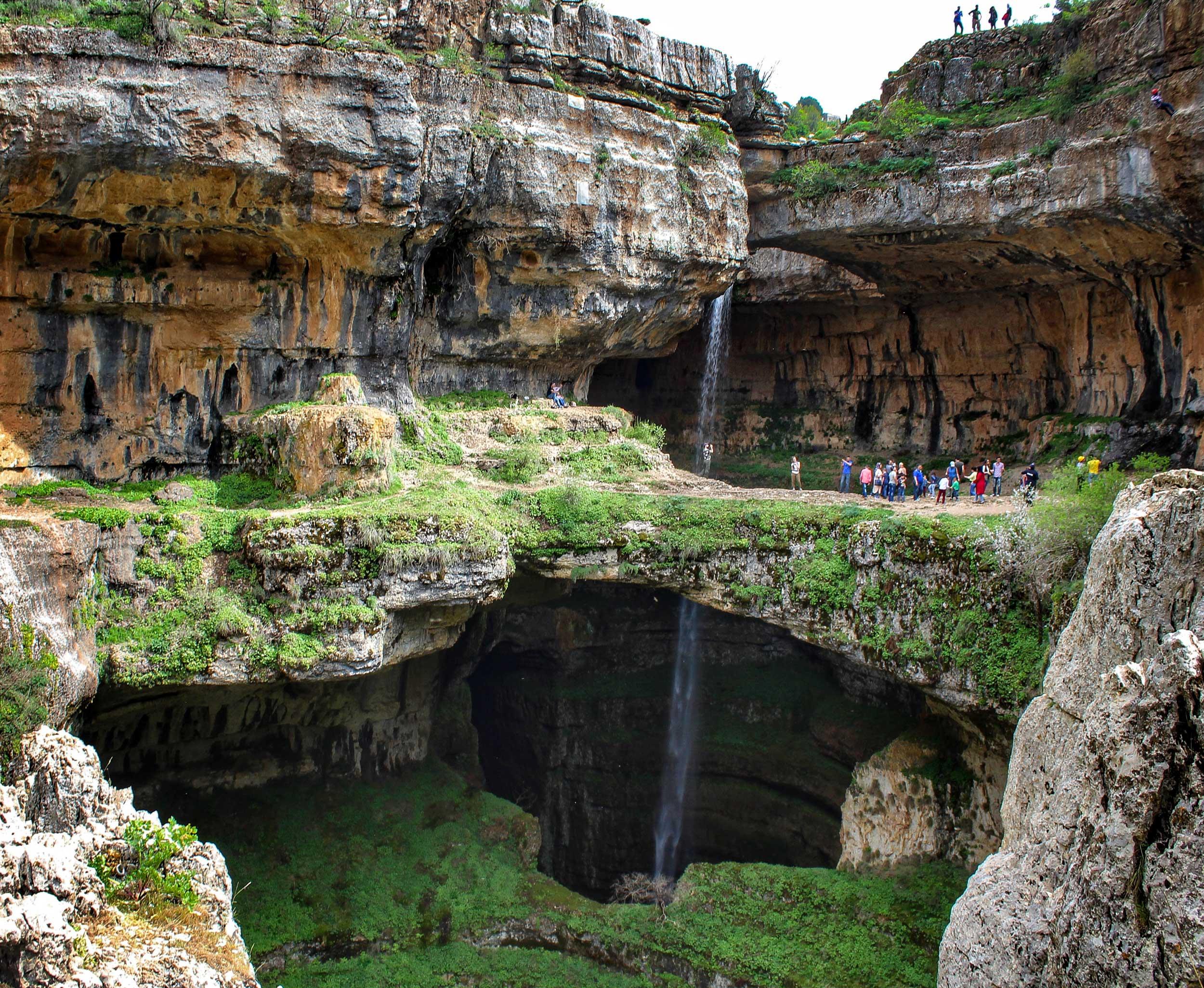 5-epic-waterfalls-to-visit in-lebanon-baatara-batroun-lebanon-travel