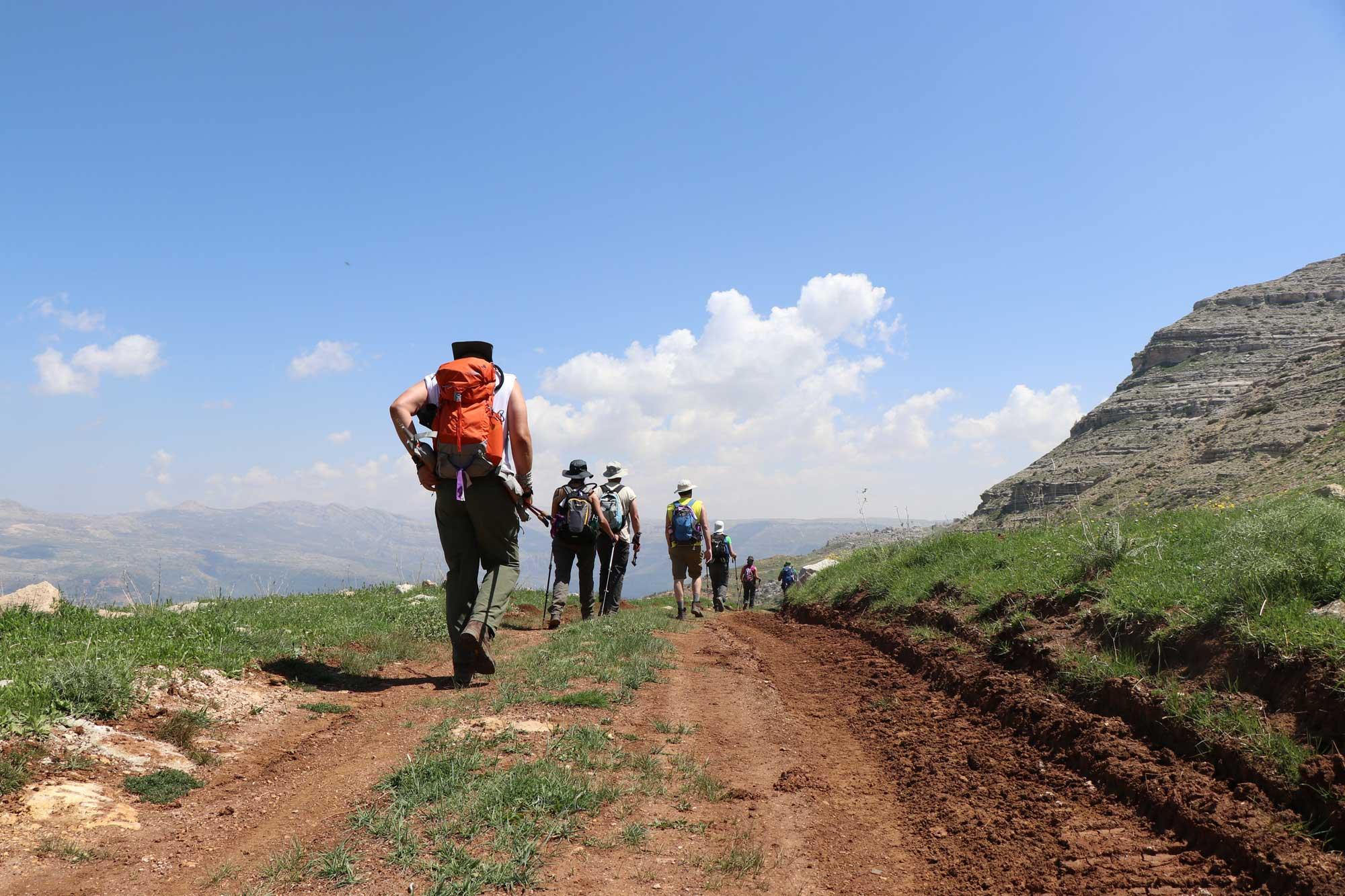 LMTA hike team