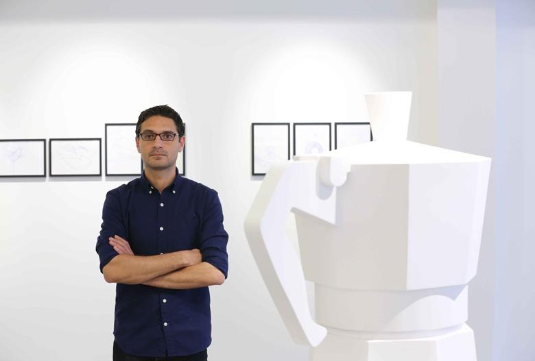 Ahmed Badry, the Egyptian artist