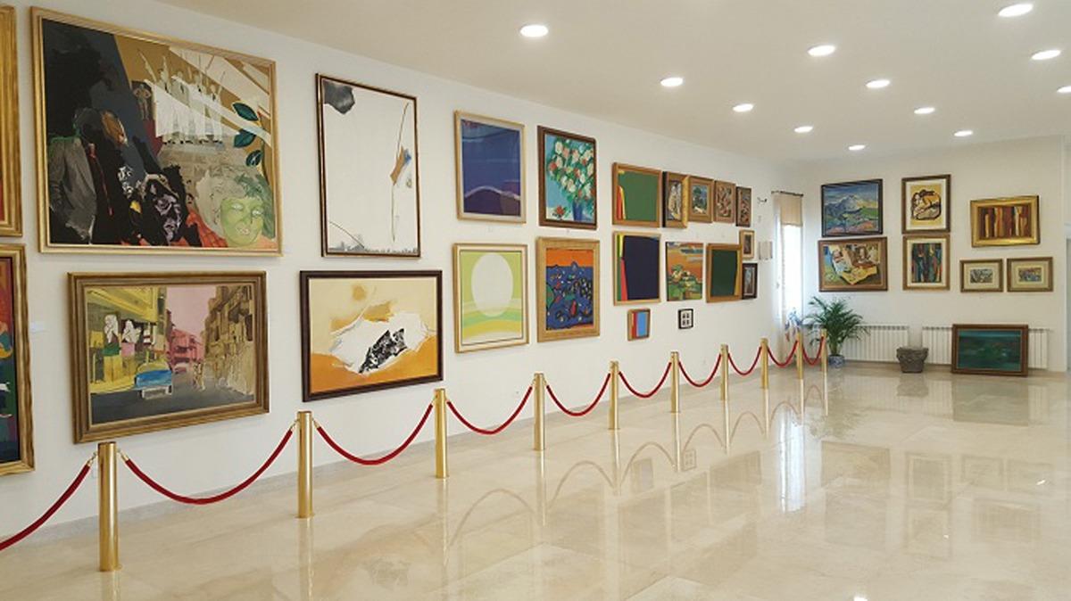 Emile Hannouche museum chtaura