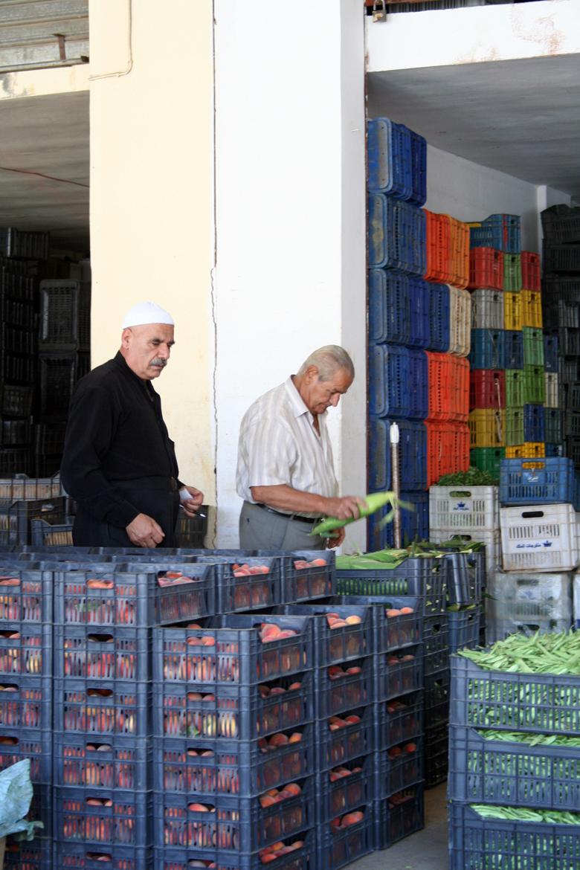 Qab Elias Lebanon Traveler Market