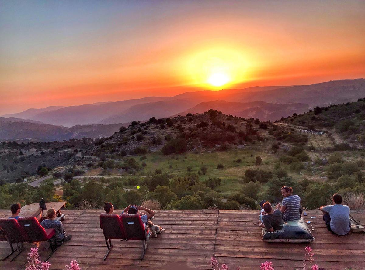Ain-zhalta-sunset-shot-lebanon-traveler