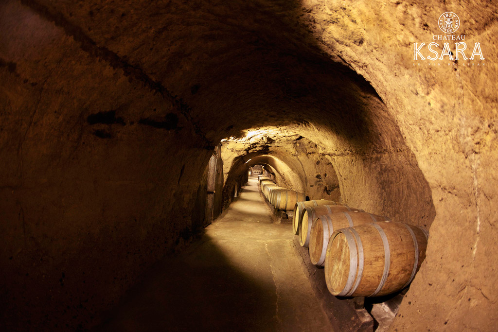 chateau-ksara-caves-winery-lebanon-traveler