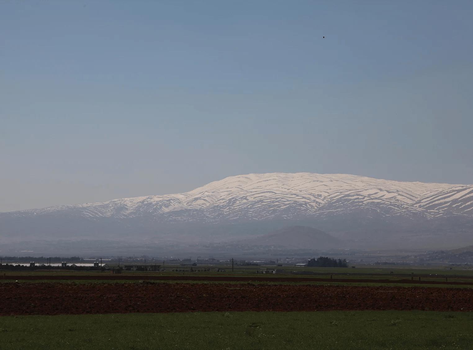 Deir el Ahmar baalbek bekaa lebanon traveler