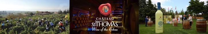 chateau saint thomas lebanon traveler