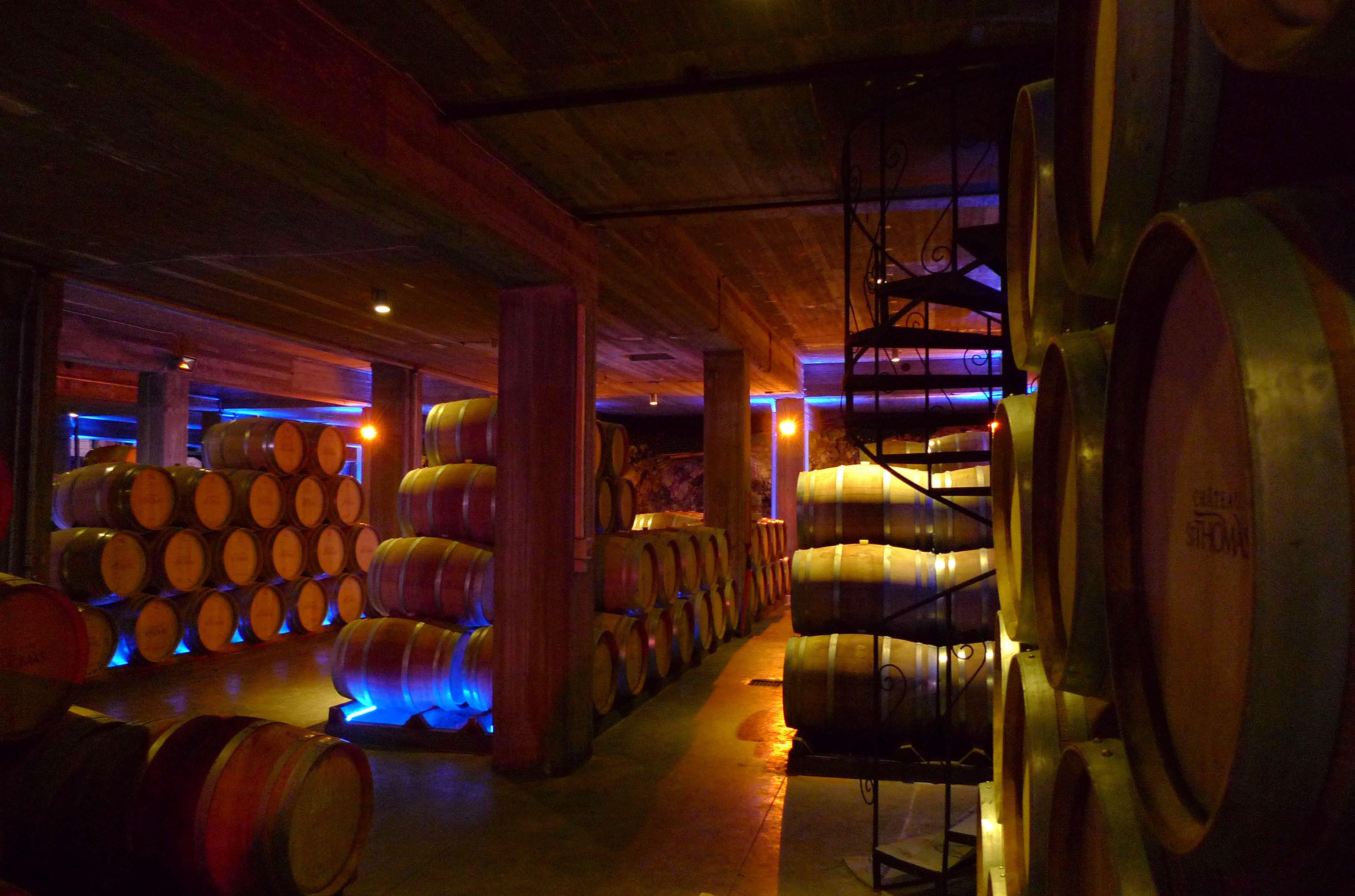 chateau-st-thomas-cellar-lebanon-traveler