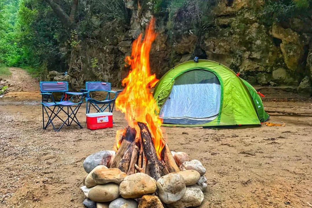campfire-camping-tips-lebanon-traveler